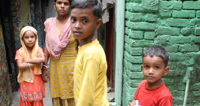How the other half lives in Delhi: 4 stories of poverty, crushed dreams