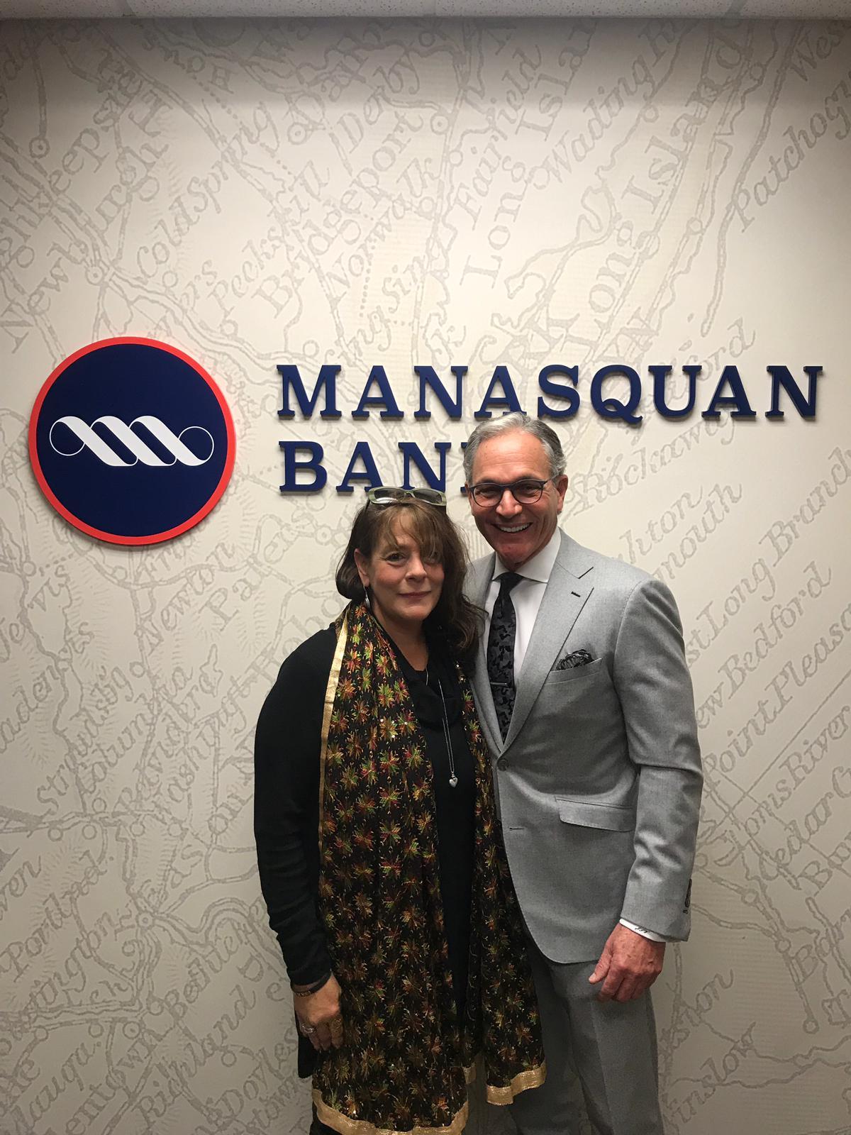 OLTL Receives Manasquan Bank Grant