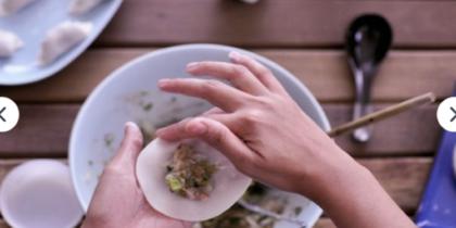 Learn to Make Dumplings!